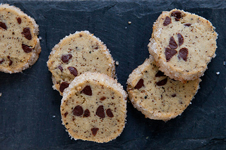 Chai Chocolate Sables {and a Fair Trade Giveaway}